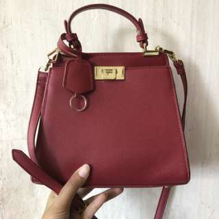 Preloved Charles And Keith