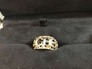 CH Golden Ring from Paris