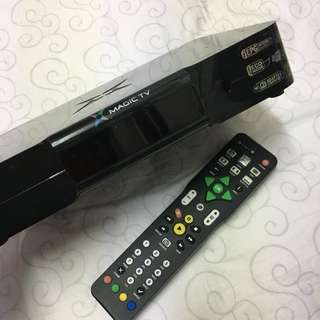 Magic TV(model MTV3200S) +remote