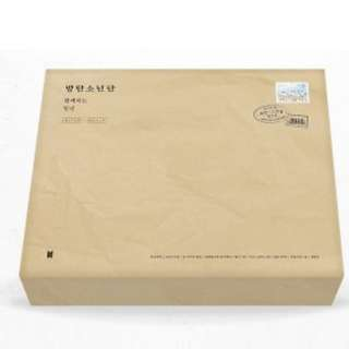 PO: BTS 2018 season greeting
