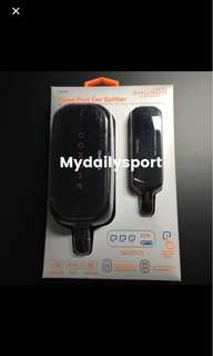 Korea Rhundo Three Port Car Splitter