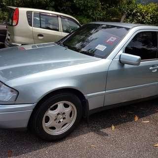 Mercedes C-Class 1995