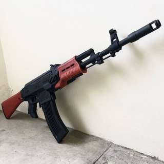 (Pre-Order) NERF Classic AK-47 Rifle MODIFIED