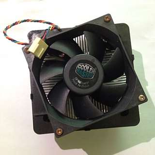 PC Desktop fan with Heat Sink