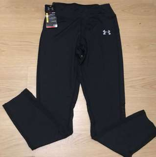 Under Armour Net Compression Tights (Medium)