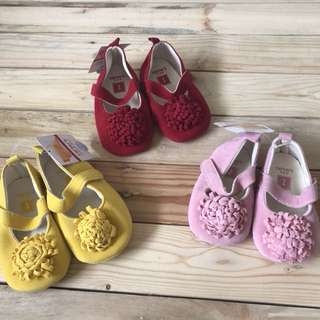 Carters doll shoes