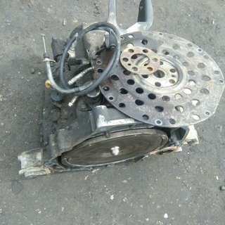 gearbox auto honda city SX8