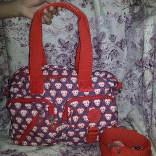 Kipling 2way bag