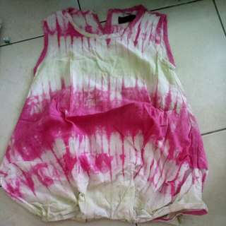 #makintebel dress batik
