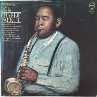 Charlie Parker - The Verve Years (1950-51)