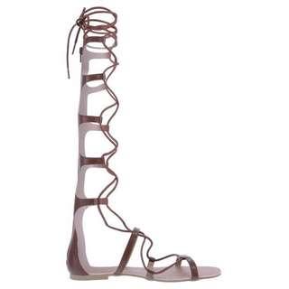 Christian Siriano Gladiator Shoes
