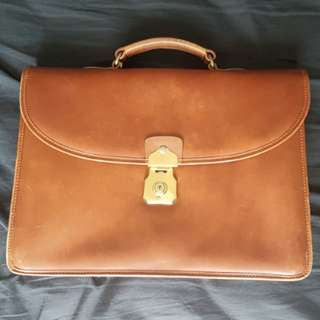 Vintage Cheney Briefcase