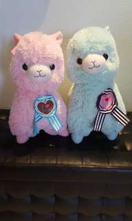 Alpacasso soft toys