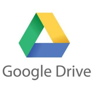 Google Drive 雲端5TB/10TB儲存空間