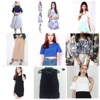 TRENDY AND AFFORDABLE APPARELS