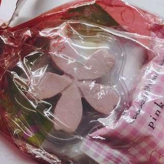 Sakura Bath Tablets / Bath Bombs and Salt