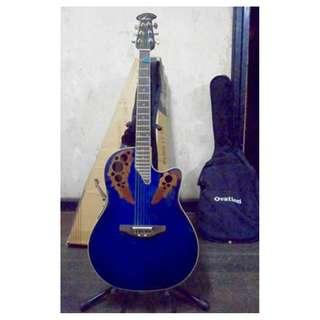 OVATION Celebrity Edition (AQUA) Guitar