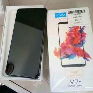 Vivo V7+ bisa anda dapatkan dengan proses kredit hanya 3 menit langsung bawa pulang barang