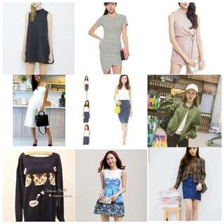 HIGHLY RAVED TRENDY AND AFFORDABLE APPARELS
