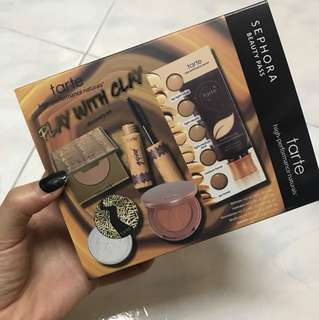 Tarte Play With Clay set
