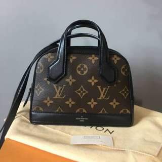 Authentic Louis Vuitton Dora Mini Bag
