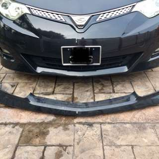 Imported Japan Used Toyota Estima acr50 Modellista Front Lip