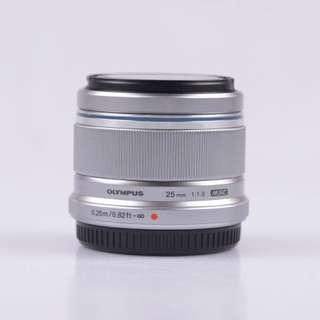 BNIB Olympus 25mm f1.8 Lens