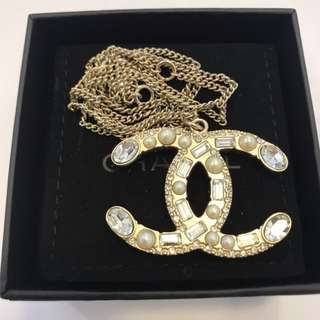 Brand new Chanel necklace