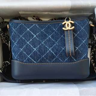 Authentic Chanel Small Gabrielle