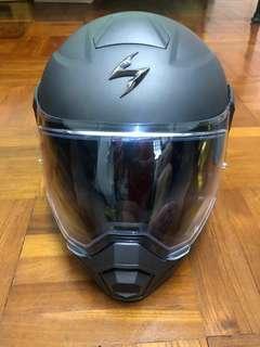 Scorpion Exo ADX - 1 Helmet (M size)