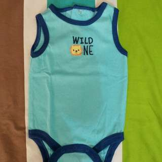 Baby Gear Sleeveless Onesie 3-6 Months