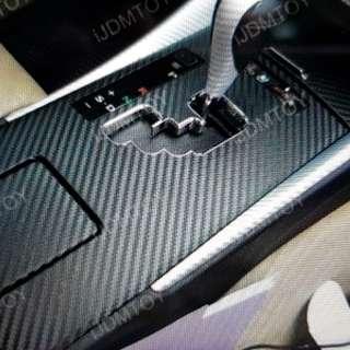 IS250 Carbon Fibre gear console sticker