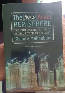 The New Asia Hemisphere