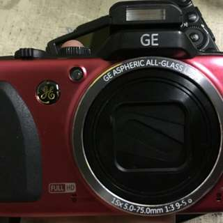 GE G100 Compact DSLR Type