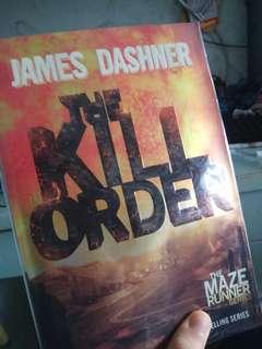 Maze Runner The Kill Order