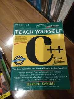 Osborne Teach Yourself C++