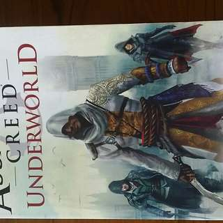 Assasin Creed - soft cover