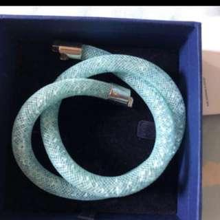 Swarovski stardust bracelet 38cm 90% New