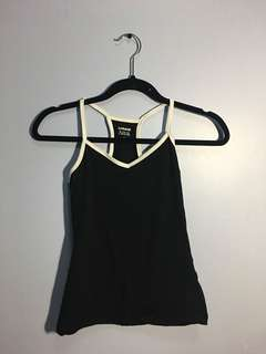 Garage Racer Back Top