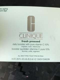Clinique Fresh Pressed Vitamin C