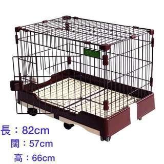 95%新 貓 / 兔仔 / 狗 狗籠 寵物籠 籠子