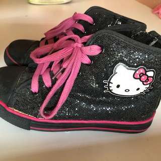 Sanrio hello kitty girl shoes original