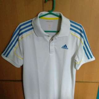 Authentic Adidas Climacool polo.
