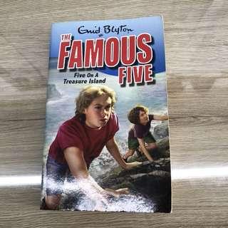 Enid Blyton Famous Five