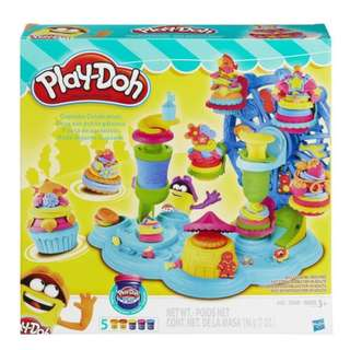 Play Doh Cupcake edition