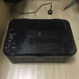 Canon Pixma MG3170 scanner and Printer