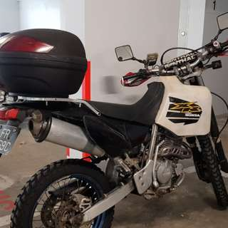 Yamaha XR00 Full Accessories COE till 2019 (View to Trade/Offer)