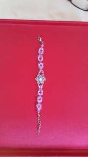 Crystals Ladies Bracelet
