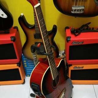 Gitar colekcrak ajib new jreng akustik