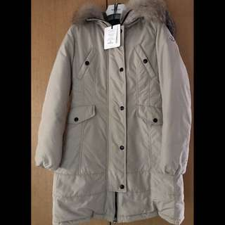 Moncler arrious (kids12) beige color